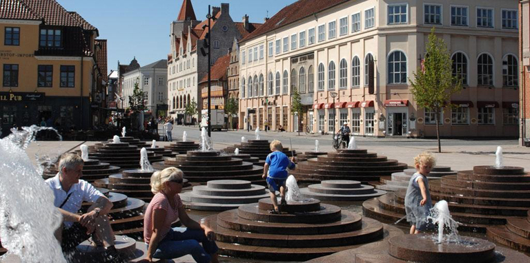 Aalborg by