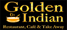 Golden Indian Restaurant, Cafe & Take Away i Lyngby